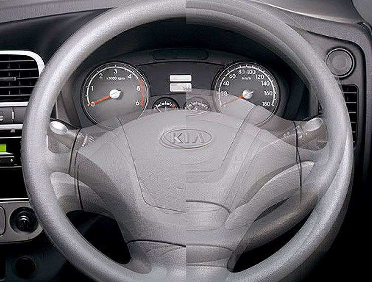 Power & Tilt Steering wheel