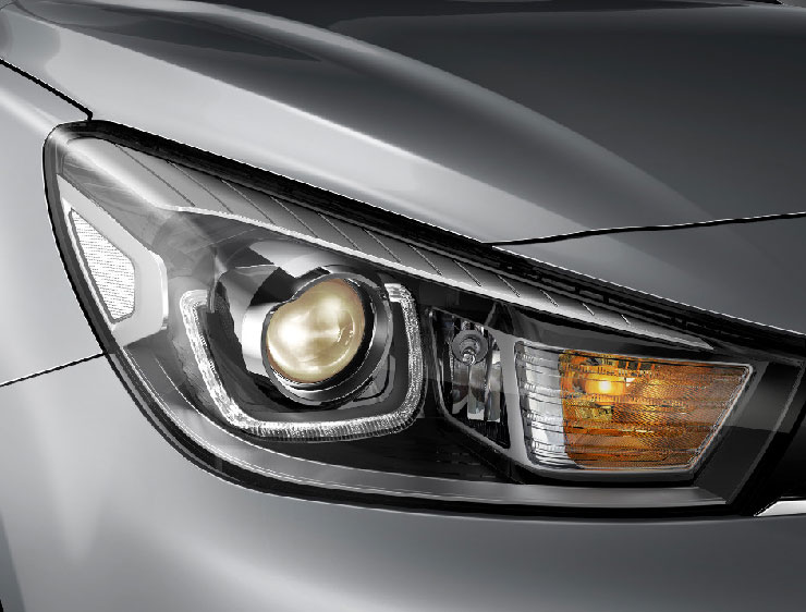 Daytime Running Lights (DRL)
