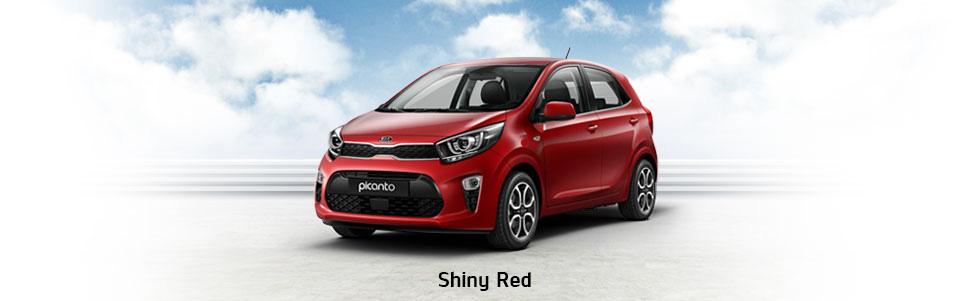 Picanto Shinyred